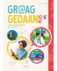 Gr@ag Gedaan Plus 6ème - Leerlingenboek + CD
