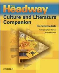 New Headway pre-intermediate 4e edition - student book + Culture & Literature Companion