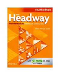 New Headway pre-intermediate 4e edition - French workbook pack