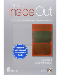 NEW INSIDE OUT - Advanced - Student's Book + eBook Pack