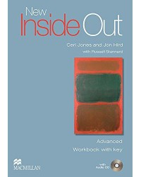 NEW INSIDE OUT - Advanced - Workbook (With Key) & Audio CD Pack