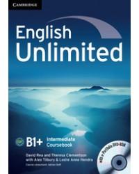English Unlimited - Intermediate B1+ - Coursebook with ePortfolio