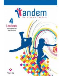 De Nieuwe Tandem 4 - leerboek