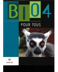 Bio pour tous - 4e - Manuel