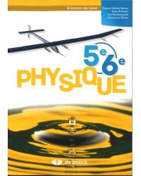 Physique 5/6 - Sciences de Base - Manuel - 1 heure par semaine