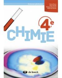 Chimie 4 - Sciences générales - Manuel - 2 heures par semaine