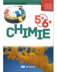 Chimie 5/6 - Sciences de base - Manuel - 1 heure par semaine